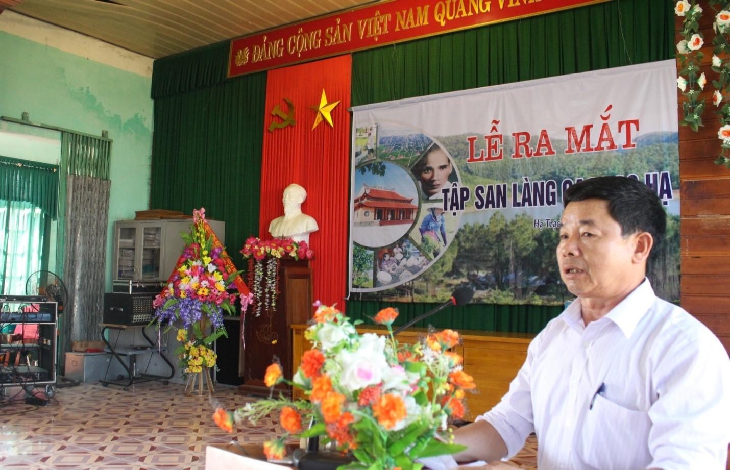 Danh sách đồng hương Hạ Trạch tại thủ đô Hà Nội