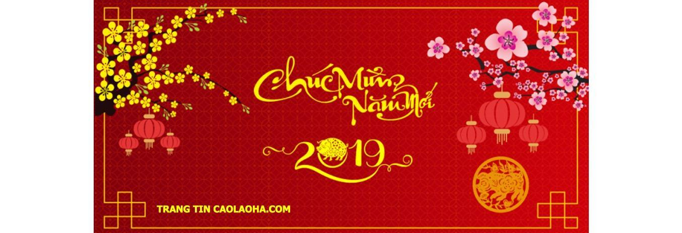 Thư chúc Tết của trang tin caolaoha.com