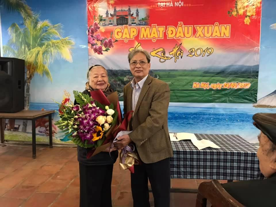 Mừng thọ cụ bà Nguyễn Thị Lộc