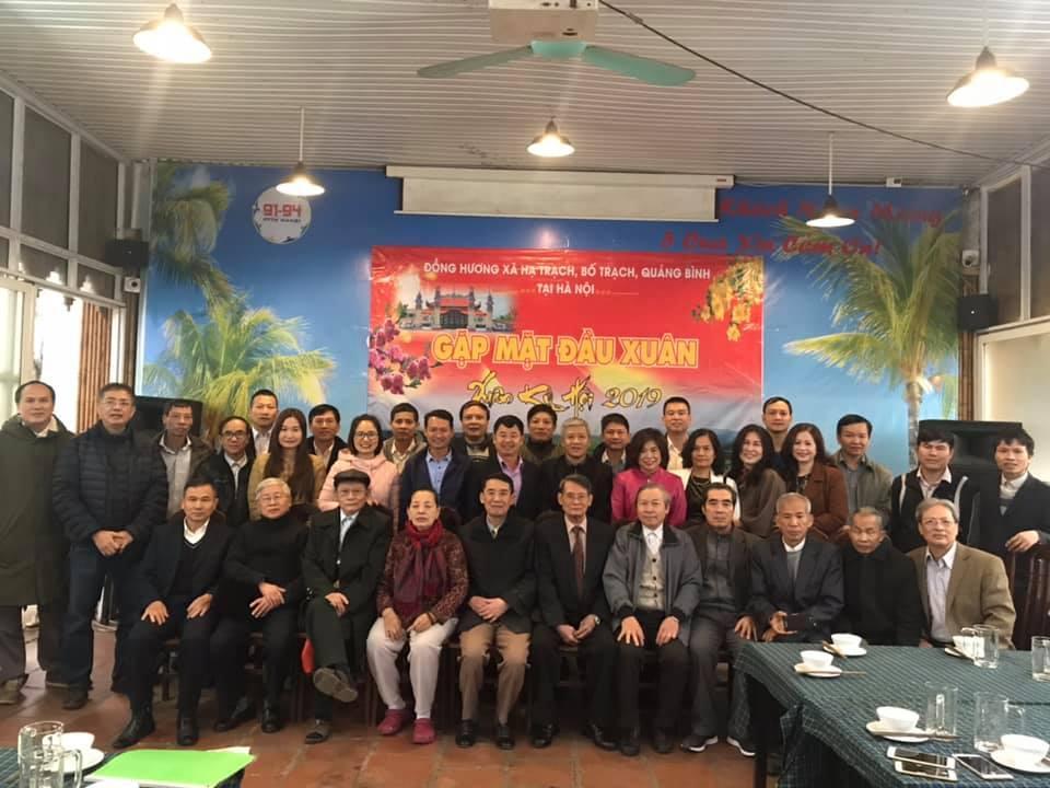 Gặp mặt đầu năm 2019 của đồng hương Hạ Trạch tại Hà Nội