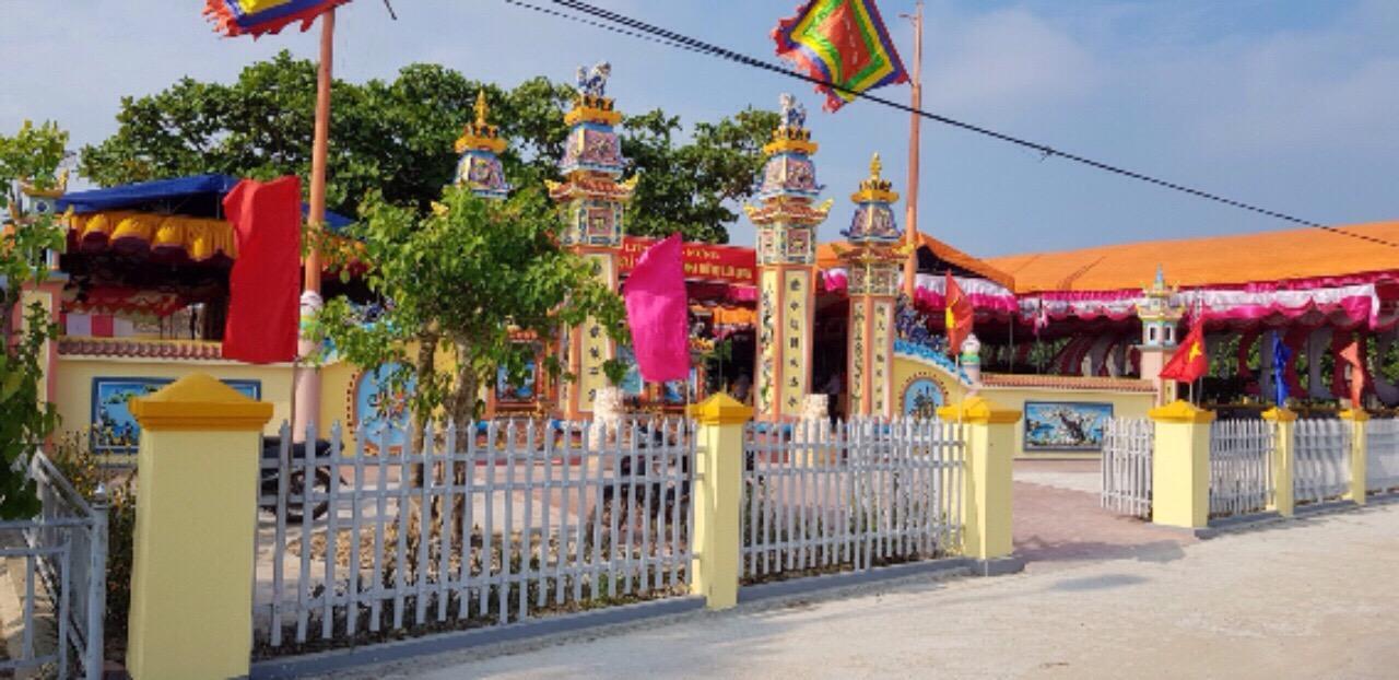 Video lễ khánh thành nhà thờ họ Lưu Quan
