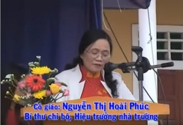 Trường THCS Lưu Trọng Lư đón danh hiệu trường chuẩn Quốc gia năm 2012