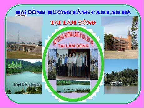 Quy chế hoạt động của Hội đồng hương làng Cao Lao Hạ tại Lâm Đồng