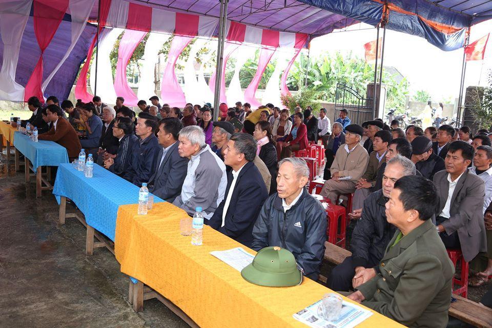 Ngày hội Đại đoàn kết toàn dân tại khu dân cư
