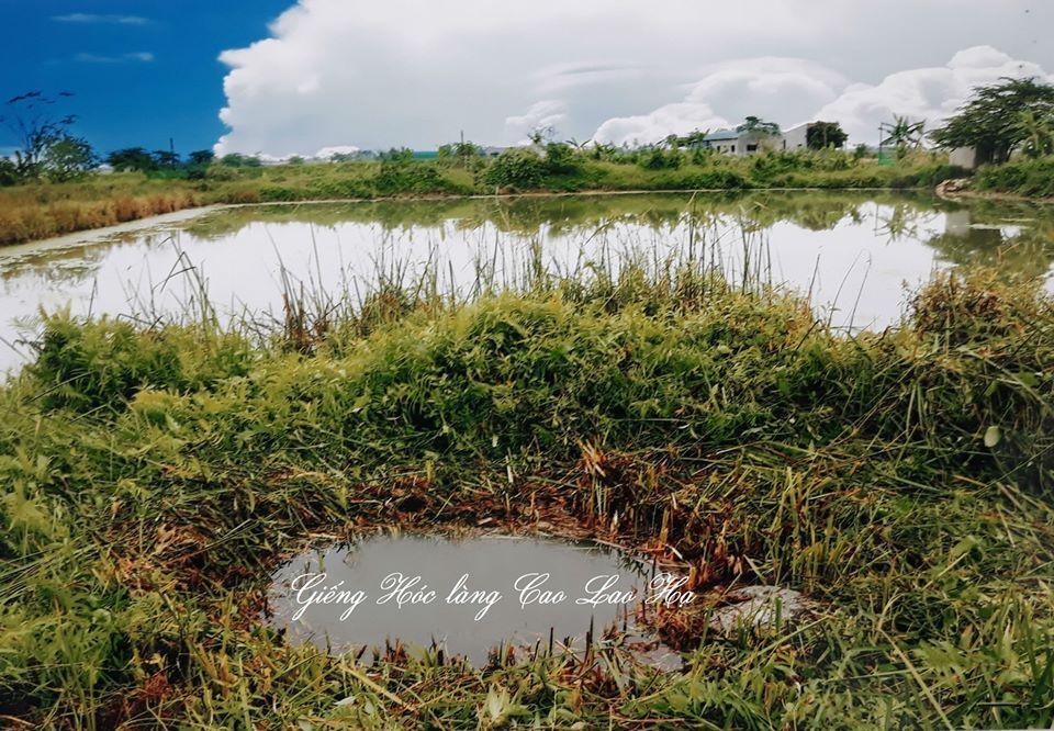 Giếng Hóc – Di tích lịch sử của làng Cao Lao Hạ