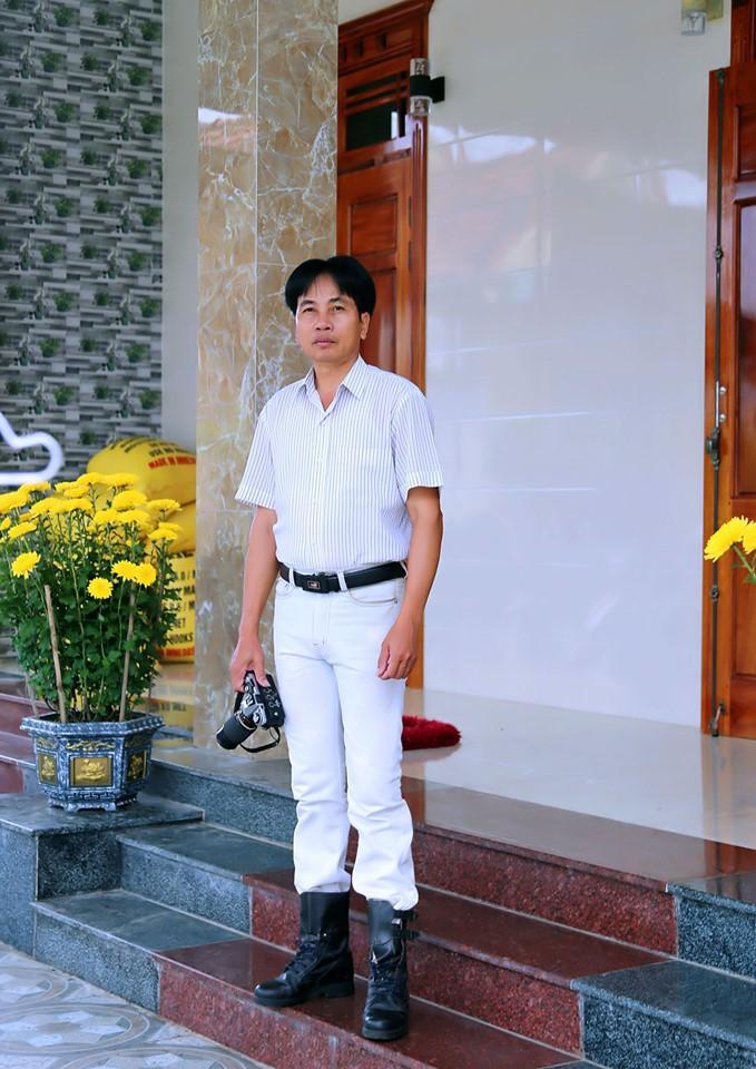 """Chuyện eng Nguyễn Chung Quý với tên gọi là Quý """"Khoai hà"""""""