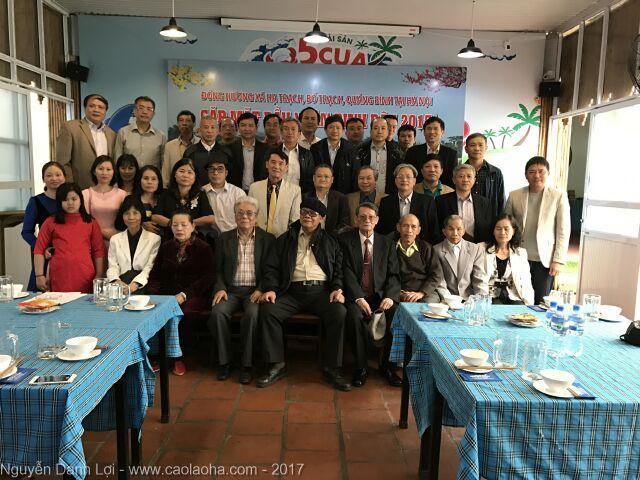 Danh sách đồng hương Hạ Trạch tại Hà Nội