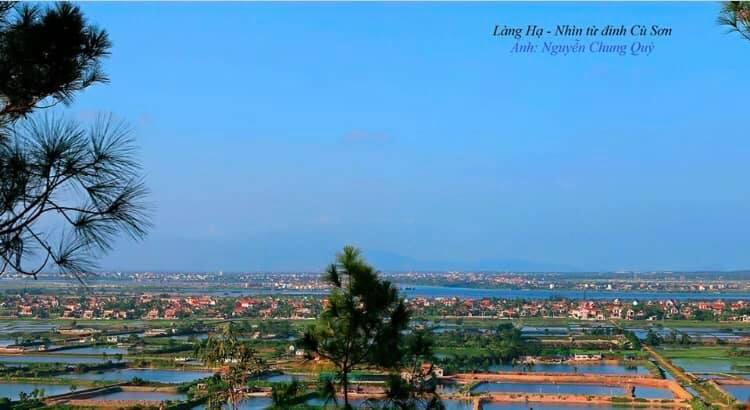 Đưa em về thăm làng Hạ quê anh