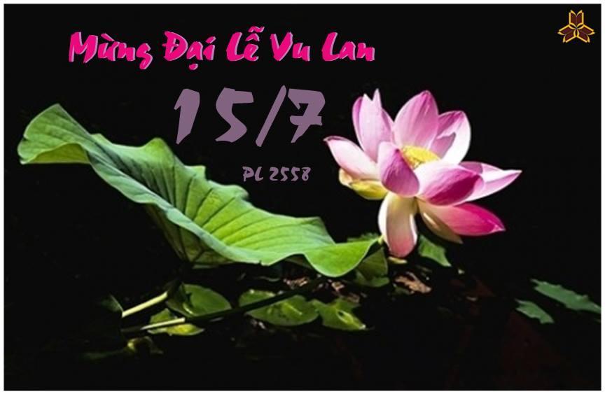 Chùm thơ đường luật về lễ vu lan của con em làng Hạ