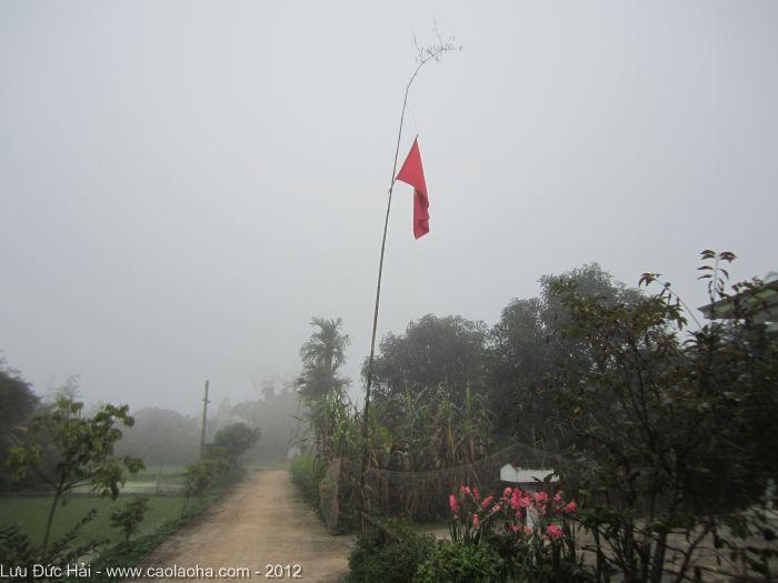Phong tục đón Tết ở làng Cao Lao Hạ