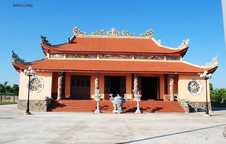 Không khí ngày mồng 1 Tết năm Tân Sửu 2021 tại làng Cao Lao Hạ