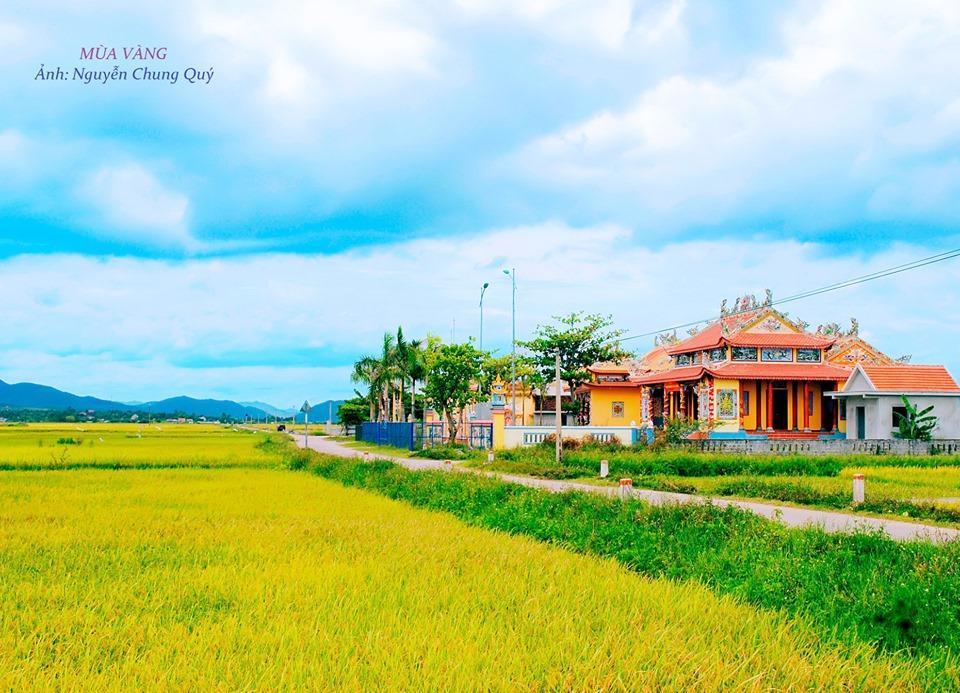 Làng Cao Lao Hạ mùa xuân 2021