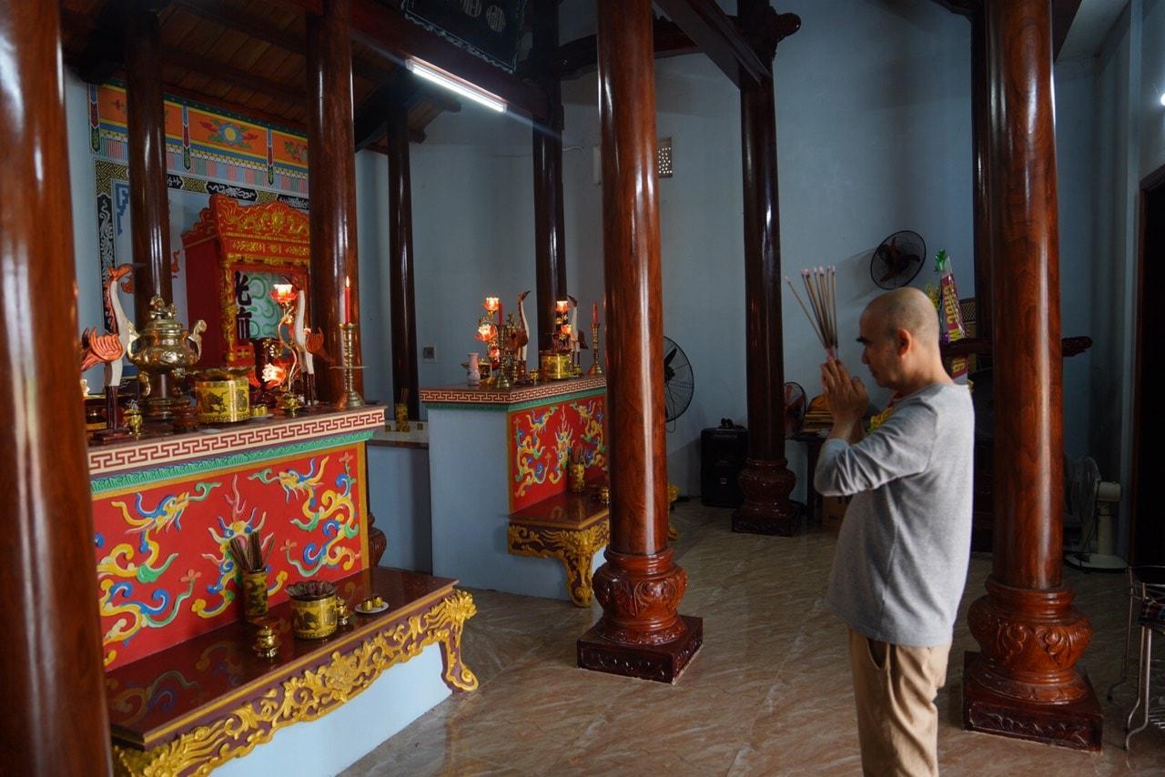Ý tưởng làm phim về làng Cao Lao Hạ