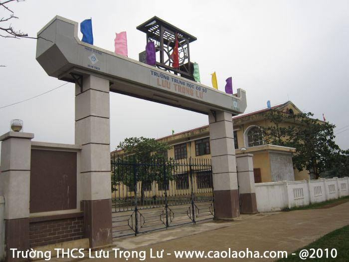 Trường THCS Lưu Trọng Lư đạt giải tiếng Anh cấp quốc gia