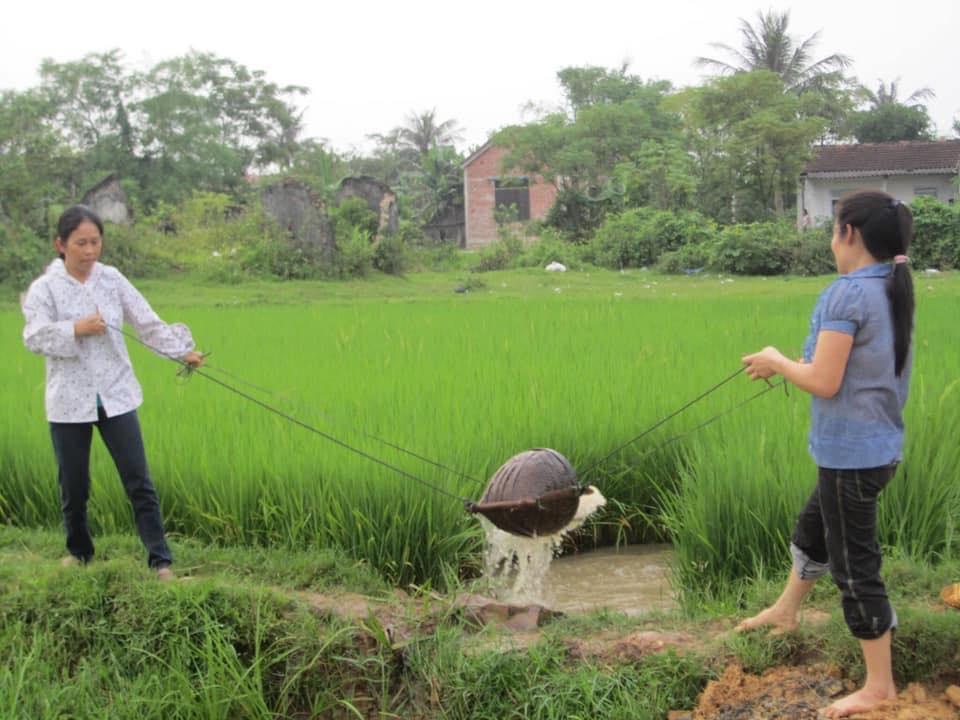 Người dân quê hương Cao Lao Hạ