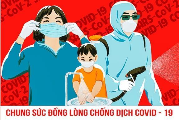 Giúp bà con Hạ Trạch tại Tp. Hồ Chí Minh vượt qua đại dịch Covid - 19